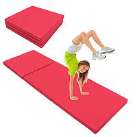 71x24x2inch Складная панель Gymnastics Mat Gym Упражнение Yoga Tri Pad