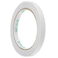 5 штук 1cmx20m Двухсторонняя лента Roll Strong Adhesive Sticky DIY Ремесла Канцелярские товары