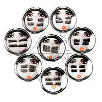 Накладные ресницы на магнитах 3d  Magnet Eyelashes в большом ассортименте ( 30 видов)