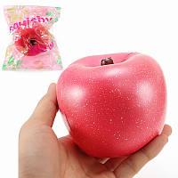YunXin Squishy Apple Jumbo 10cm Мягкое медленное восхождение с коллекцией подарков