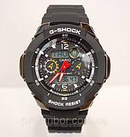 Мужские наручные часы Casio G-Shok, Касио противоударные