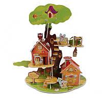3DDIYHandmakePaperDimensionalPuzzle Модель Игрушки для детей Детские игрушки