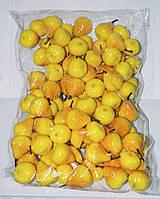 Искусственная груша упаковка, муляж овощей, фрукты для декора