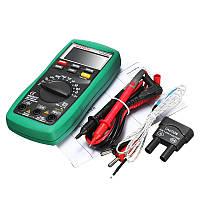 Mastech MS8221C Цифровой Мультиметр Автоматический ручной контроль DMM Температурная емкость hFE Test