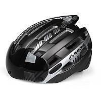 INBIKE Магнетизм Стиль Серый защитный шлем Сверхлегкий и дышащий горный велосипед Ride Helmet
