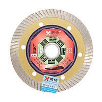 Шлифовальная фея 105x20mm Восемь триграмм Gen Пила Blade 1.2 мм Diamond Ultra Thin Cutting Disc