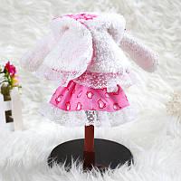 BBGirl 30см 35см BJD Кукла Платье Кролик Hood Party Модная одежда DIY Аксессуары Игрушка