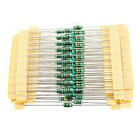 1/4W 1UH-1MH 360 шт.12 значений.0307.Индуктор с цветным кольцом.Обычно используемый цветовой код.Индуктор 30 шт.Каждое значение.