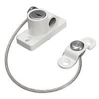 Кабель для дверного замка Защита детей Безопасность UPVC Защитная металлическая дверь Провод Lcok с ключами