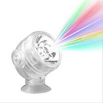 1W LED Красочный погружной резервуар для рыбы Водонепроницаемы Свет для украшения, фото 3