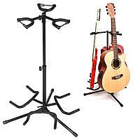 3 Multi Instrument Acoustic Электрическая басовая гитара Утюг Стенд Стойка с Хлопковой Защитной головкой