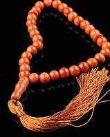 Четки из авантюрина коричневого натуральный камень