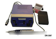 Фрезер для ногтей DR-288, фрезер YRE, фрезерная машинка для маникюра