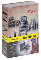 Книга - сейф Италия (мини)
