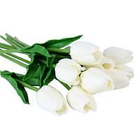 10PCS поддельные искусственные шелковые тюльпаны Flores Artificiales Bouquets Party Искусственные цветы для дома Свадебное Украшение