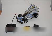 """Машина гоночная """"Формула"""" радиоуправляемая на аккумуляторах Limo Toy  цвет серебристый"""