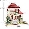 DIY Кукла Дома Деревянные Кукла Дом Unisex 3d Куклаhouse Мебель Детская игрушка Миниатюрные Набор Craft, фото 5