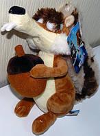Мягкая игрушка Белка (из мультфильма Ледниковый период)