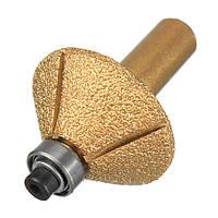 Алмазный шлифовальный шлифовальный станок Бит 1/2 дюймов Шлифовальный фрезерный резак Инструмент