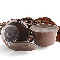 KCASA KC-COFF15 Многоразовая чашка для капсул из кофе для повторного использования Заполняющий фильтр для машины Nespresso Кухонные принадлежности