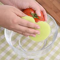 KCASA KC-SB02 Многофункциональный тыквы Силиконовый Щетка Посудомоечная посуда Посудомоечная машина для мытья посуды Набор