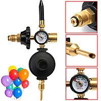 Заправочный клапан для гелиевого резервуара для воздушных шаров