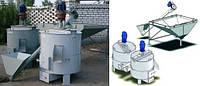 Оборудования для сушки и пропаривания зерна УКР-2