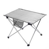 BRS-T03 3шт Набор портативных складных стульев для стола Сверхлегкий алюминиевый сплав Кемпинг Настольные табуреты, фото 3