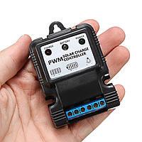 6V/12V 5A/10A Солнечная Контроллер PWM Регулятор заряда с интеллектуальным индикатором LED