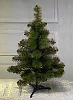 Искусственная новогодняя елка зеленая высота 120 см, диаметр 82 см