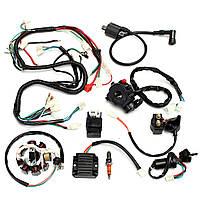 Полная электрическая проводка для китайских мотоциклов ATV QUAD 150-250 300CC