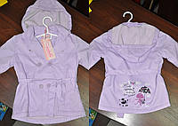 РАСПРОДАЖА! Детское демисезонное пальто COCCOBELLO, 92-122 размер
