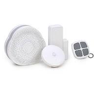 Loskii DBL-757 Беспроводной Smart Bluetooth Дверной звонок APP Control Door Датчик Ночной свет 433MHz Alarm System