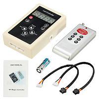 DIY RGB RF Controller Дистанционное Управление 6803 IC 133Modes для цветной чеканки Dream 5050 RGB LED Strip