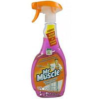 Mистер Мускул средство для стекла Профессионал Лесные ягоды (распылитель)