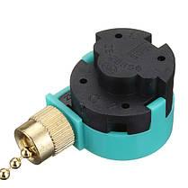 Переключатель сетевого шнура Кулон Кнопочный переключатель Push Pull Switch Green 1TopShop, фото 3