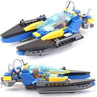 KAZIBuildingBlockTornadoЛодкаОбразовательный подарок # 6031 Fidget Toys 139Pcs