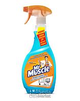 Mистер Мускул средство для стекла Профессионал После дождя (распылитель)