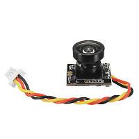 Turbowing TWC25 1/4 CMOS 700TVL 120 градусов NTSC Широкоугольный мини-камера для DIY Micro FPV Racer