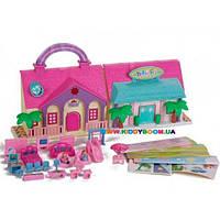 Игрушечный домик для кукол 8055