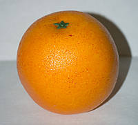 Искусственный апельсин муляж для декора