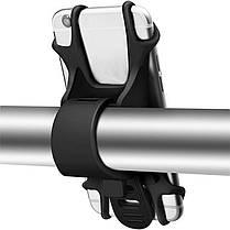 Bakeey ™ Flexible Силиконовый Велосипед мотоцикл Держатель для руля автомобиля для iPhone Samsung 1TopShop, фото 3