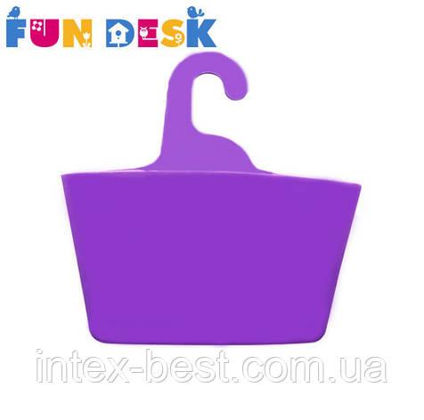 Корзина для хранения FunDesk SS3 Purple, фото 2