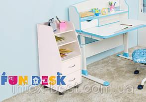 Шкаф для хранения SS15 FunDesk White, фото 2