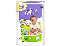 Пiдгузки Maxi №4 (818кг) Baby HAPPY 66шт ТМBELLA