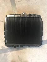 Радиатор ГАЗ 3308 3309 Двиг. ММЗ 245 (2 рядный) (МЕДНЫЙ) (Лихославль ЛРЗ) (теплоотдача +30%) (122.1301010), фото 1