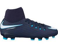 Футбольные детские бутсы Nike Hypervenom ICE Phelon III DF FG 917772-414 827eca45ab745