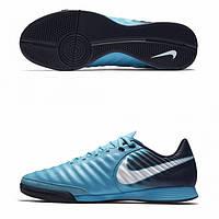 Мужская футбольная обувь для зала Nike TIEMPOX LIGERA IV IC