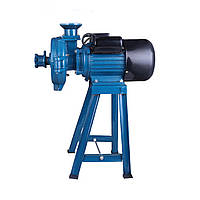 220V 150 мм Электрический шлифовальный станок Птицеводческий кормовой питатель Мокрая сухая шлифовальная машина для кукурузы Рис. Пшеница