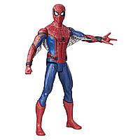 Электронная фигурка Человека паука 30см, моргает, разговаривает, Eye FX Electronic Spider-Man, оригинал из США
